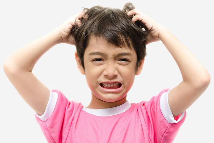 Your child with head lice? No way!!!