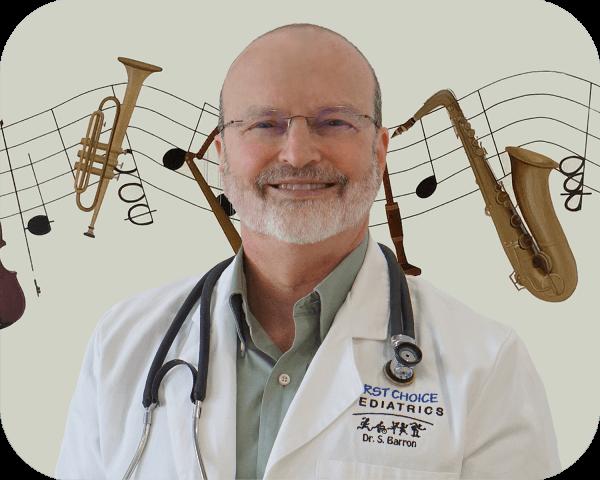Scott Barron, M.D., FAAP